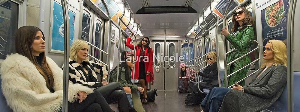 Ocean's 8 x Subway by Laura Nicole