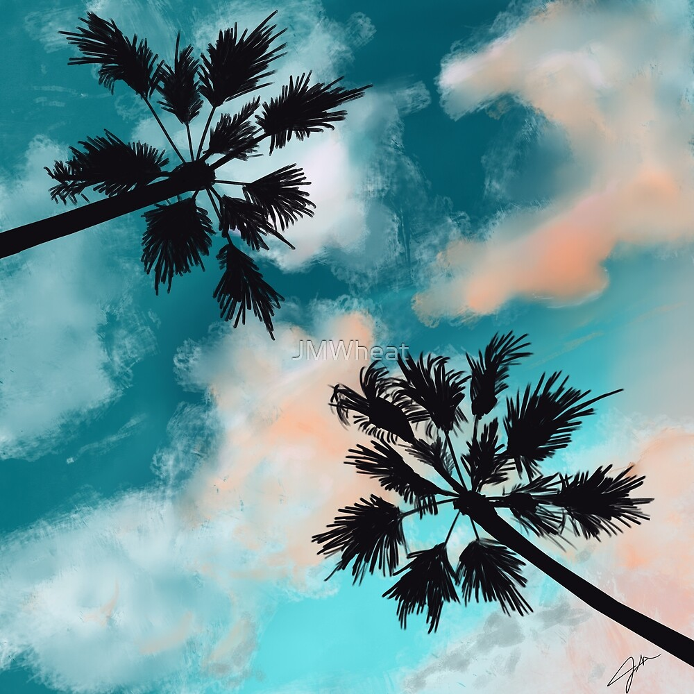 Palm Trees by JMWheat