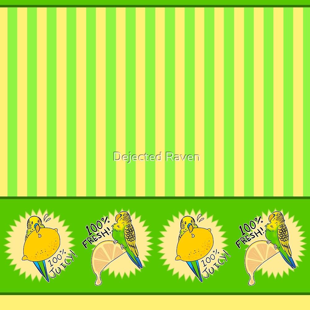 100% Fresh! 100% Juicy! Lemon Juice! by Goldarcanine