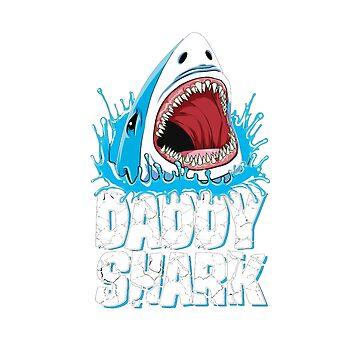 daddy shark by marthay