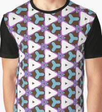 style pattern square seamless colorful repeat Graphic T-Shirt