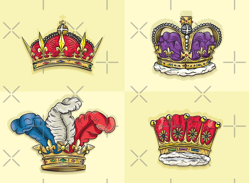 Four Crowns  by Nathan Smith