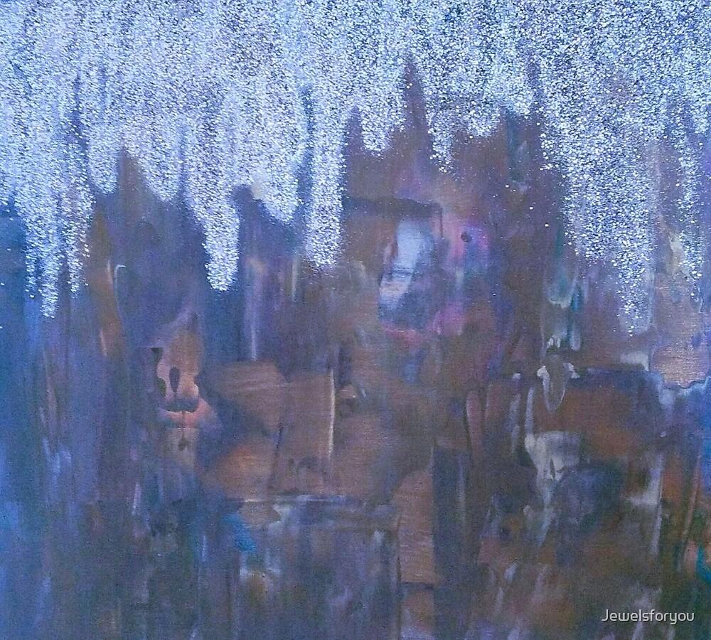 softness of glitter by Jewelsforyou