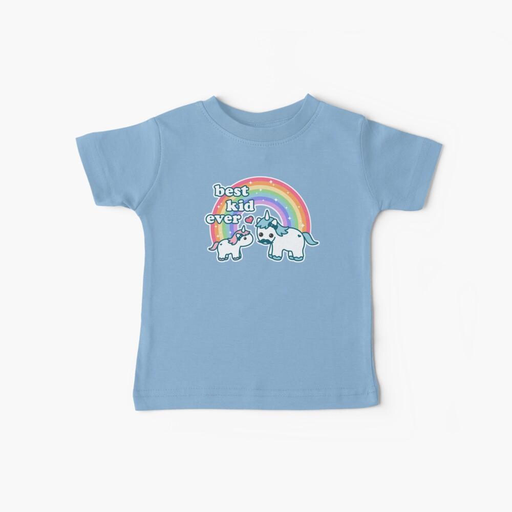 Best Unicorn Kid Baby T-Shirt