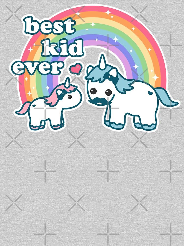 Best Unicorn Kid by sugarhai