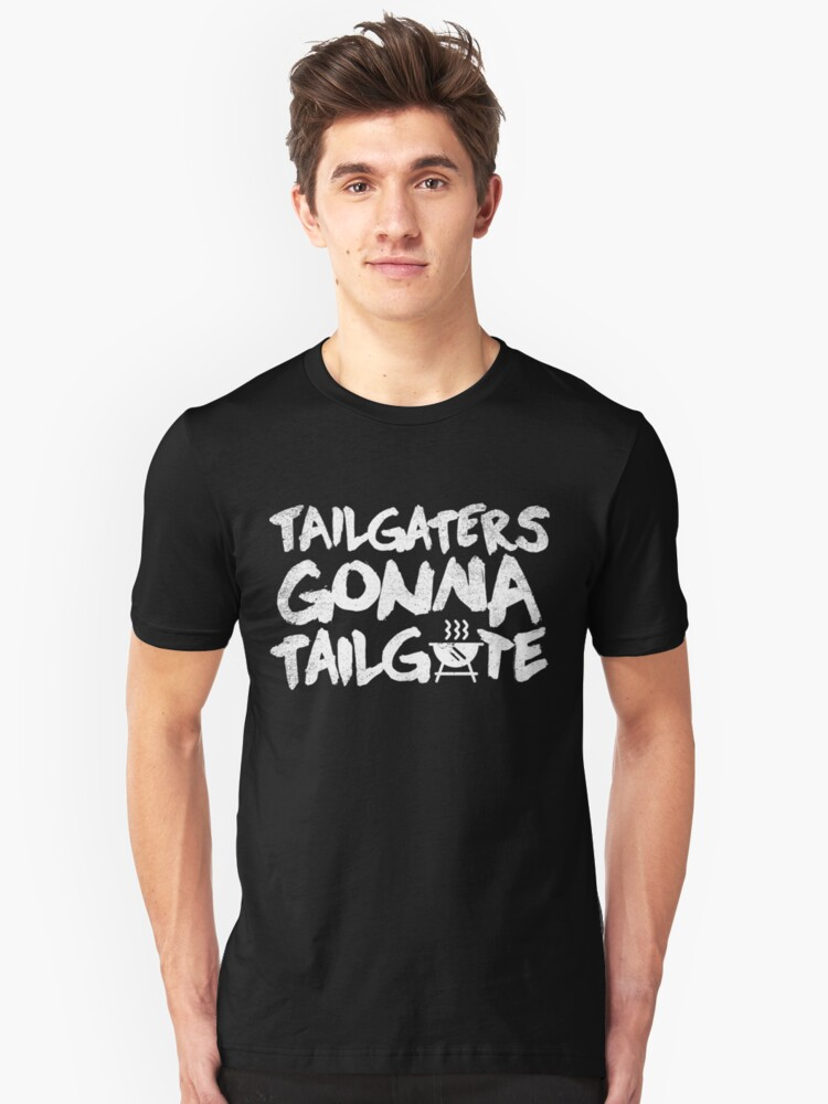 tailgater Unisex T-Shirt Front