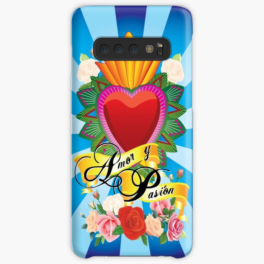Amor y Pasión 7 Funda y vinilo para Samsung Galaxy