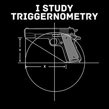 I STUDY TRIGGERNOMETRY by visuals2018
