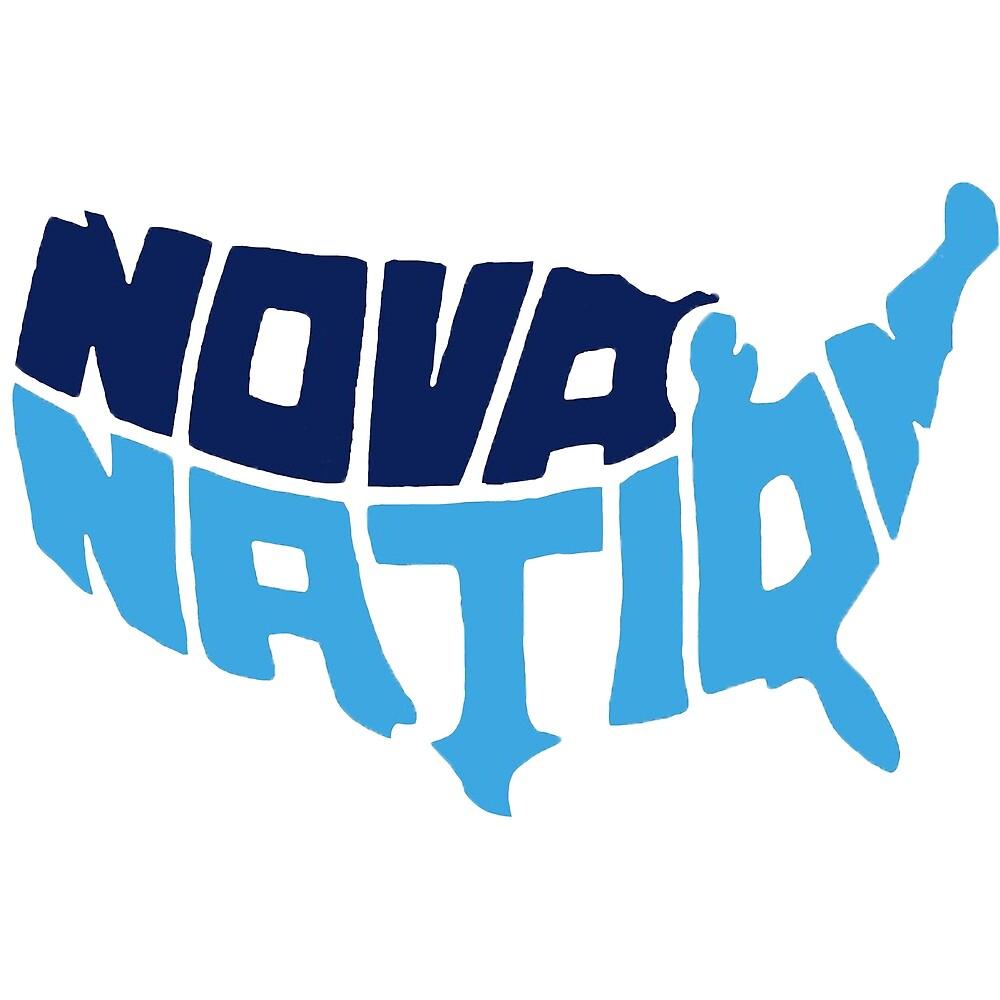 Nova Nation by Jamie Galloway