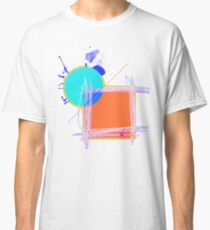 Abstract Expressionism Classic T-Shirt