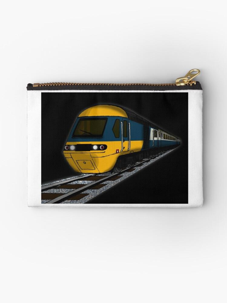 hst locomotive by CraigMatthews