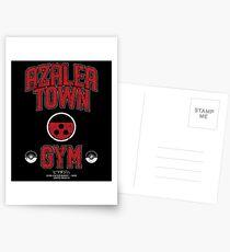 Azalea Town Gym Postcards