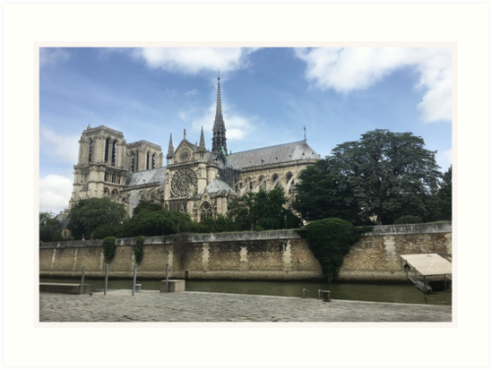 Paris, France - Notre Dame by WorldWonders