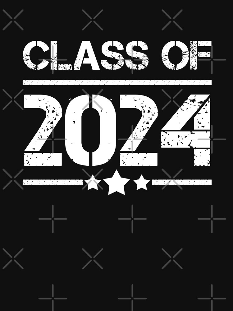 CLASS OF 2024 by Mill8ion