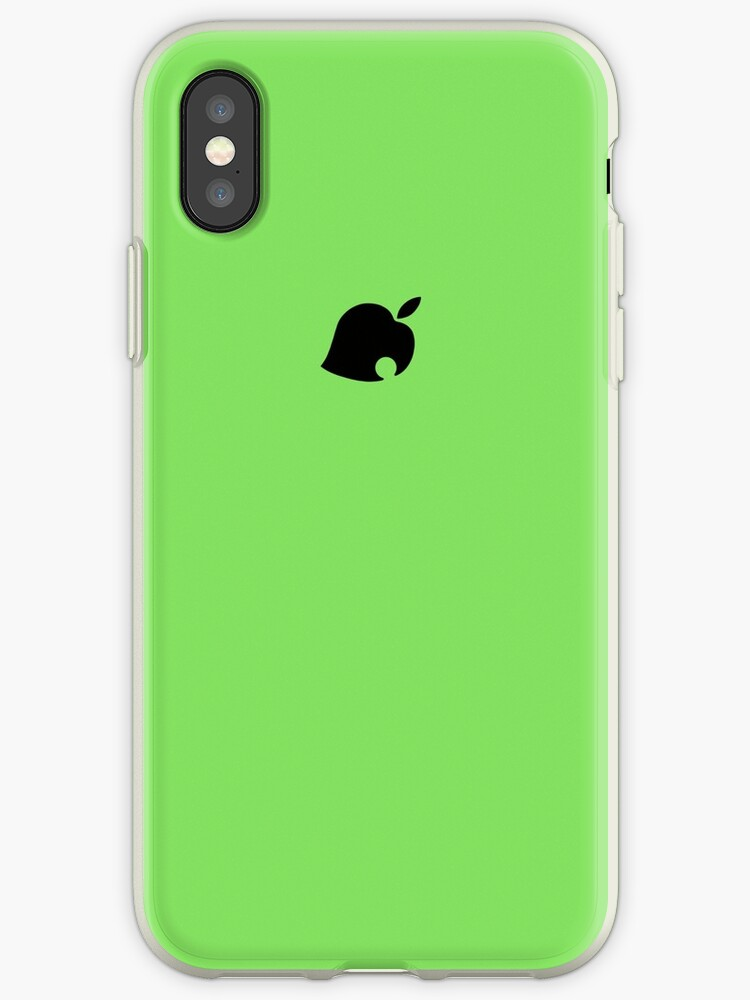 Apple Crossing (Green) by staticrabbit