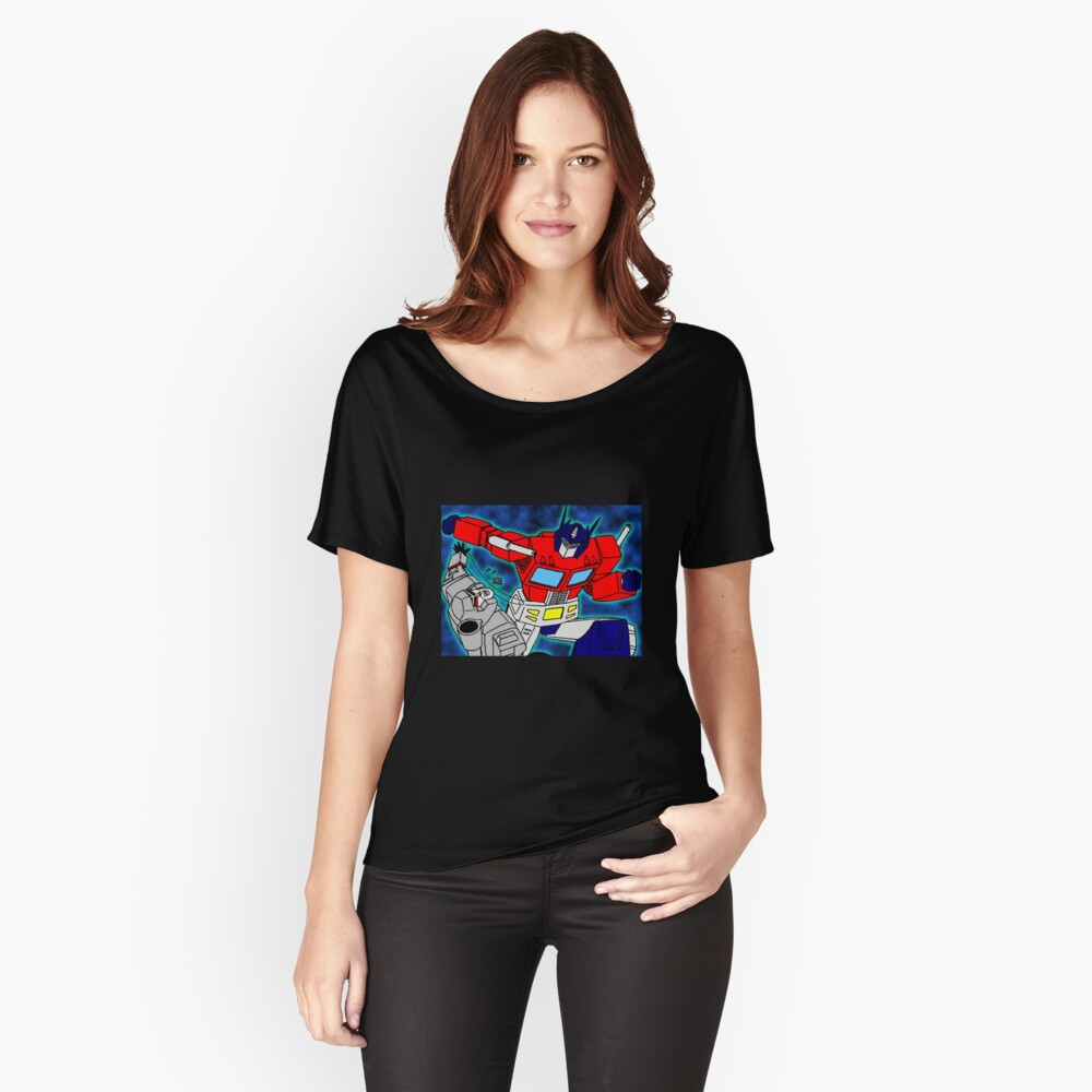 robots  Relaxed Fit T-Shirt