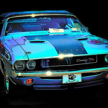 Challenger R/T - 1970 by woodeye518