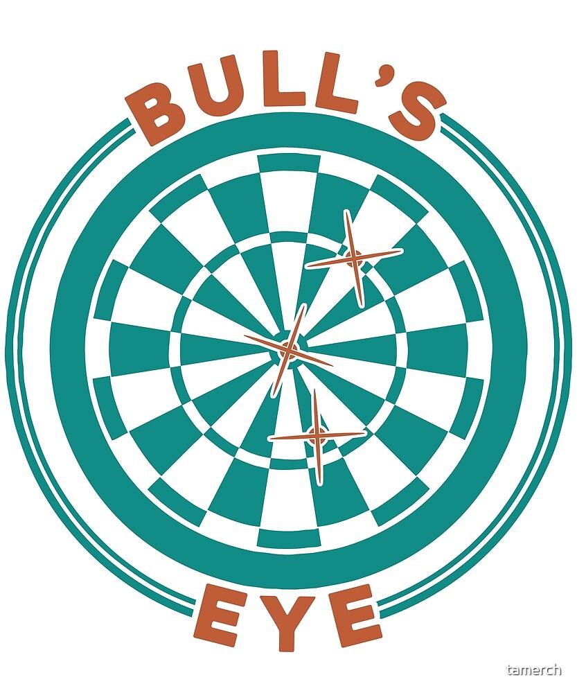 Dart Sport 501 arrow Bullseye by tamerch