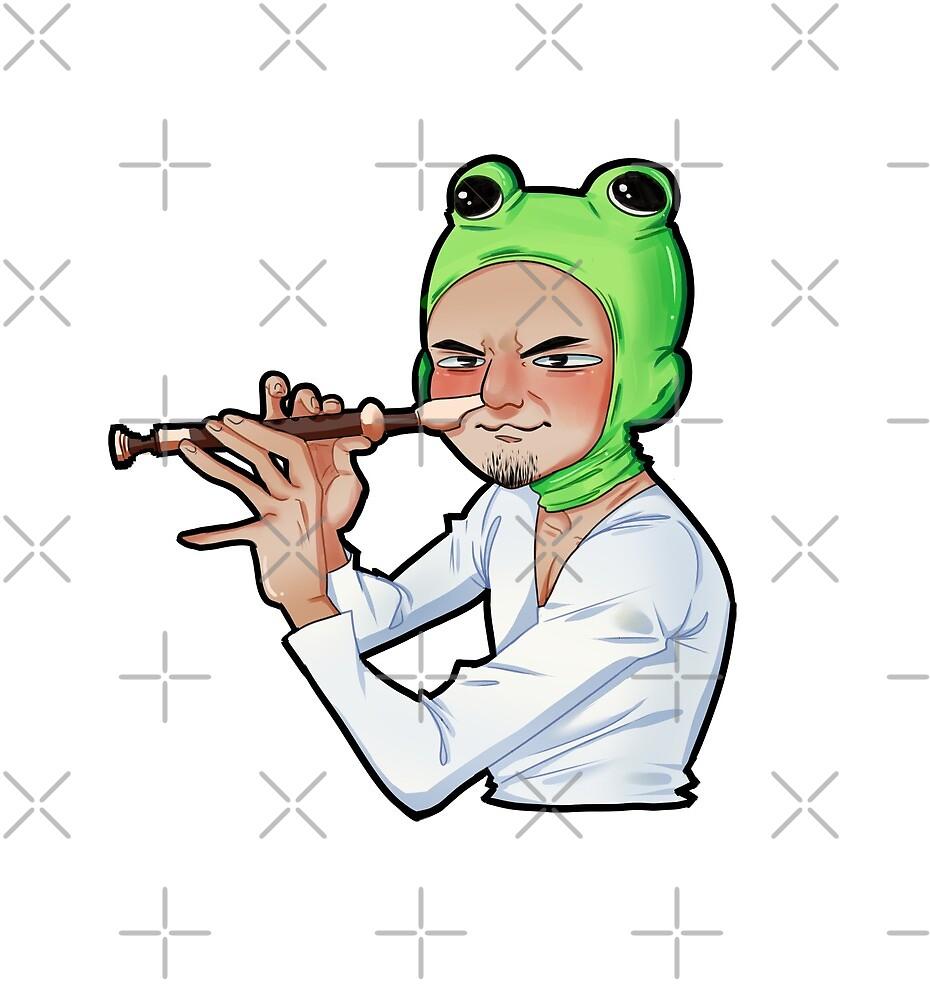 Salamander man by Anaiiah McGee