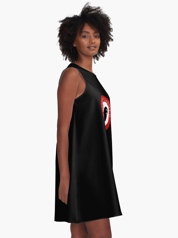 Alternate view of Black Rooster Chianti Classico A-Line Dress
