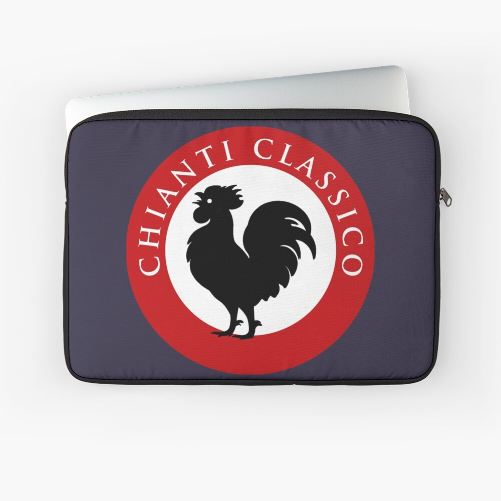 Black Rooster Chianti Classico Laptop Sleeve
