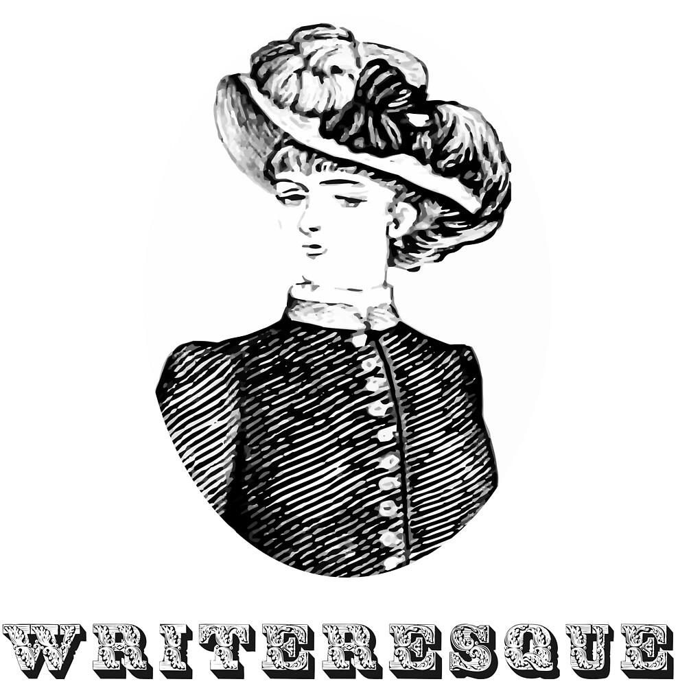 Vintage Writeresque Style by inspiraholic