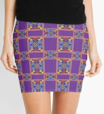 Aladdin's Magic Carpet Mini Skirt