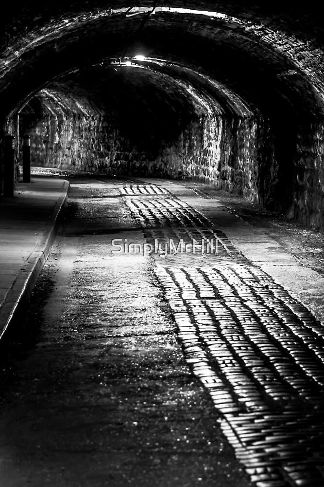 The Dark Arch by SimplyMrHill