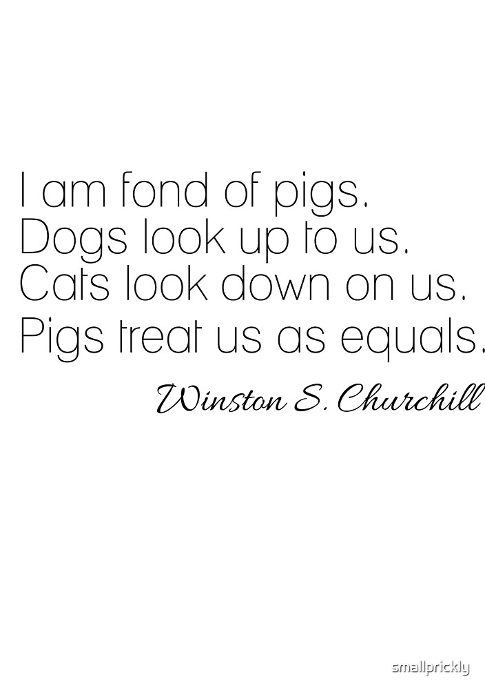 Quote by Charles Churchill by smallprickly