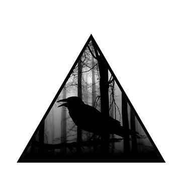 Raven  by ianmedina5