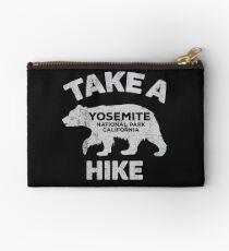 Take A Hike  Zipper Pouch