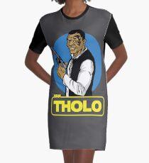 Han Tholo Graphic T-Shirt Dress
