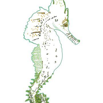 Caballo de mar de Manitarka