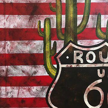 Route 66 by Sofiazueva