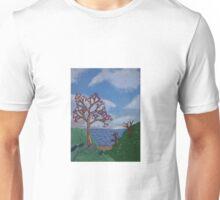 Seaside Blossoms  Unisex T-Shirt