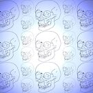 Skulls  by Jordan Hughbanks