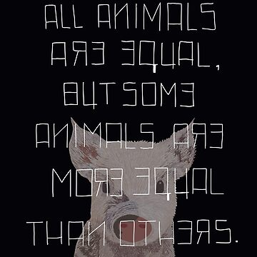 Animal Farm by sarahjwhyte