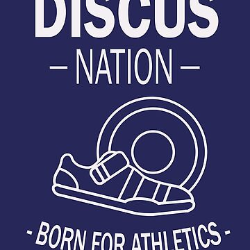 Discus Nation by purple-xanax
