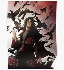 Raven Ninja Poster