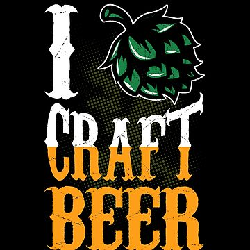 I Hop Craft Beer by lifestyleswag