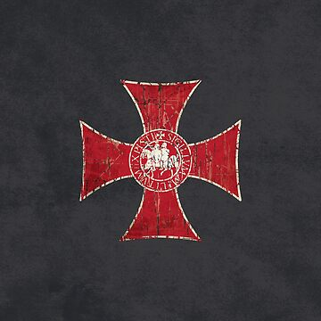 Knights Templar Cross  by quark