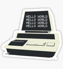 Code Guru Sticker
