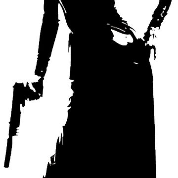 Gun totting nun! by TeeArt