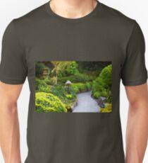 Mystery - Butchart Garden - BC Unisex T-Shirt