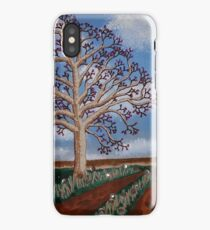 Ellie Tree iPhone Case