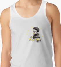 Jumpsuit Yellow Pedals Tank Top
