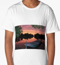 Boat Idyll Long T-Shirt