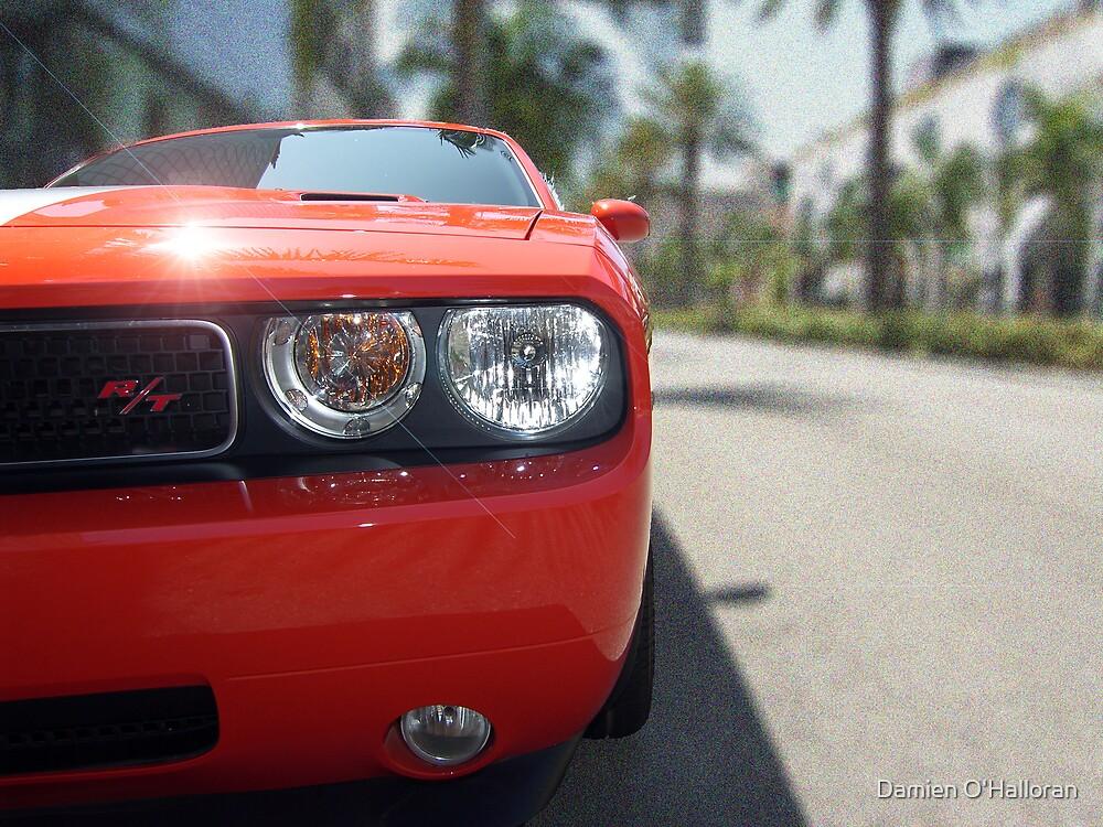 Dodge Challenger by Damien O'Halloran