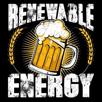 Renewable Beer Energy by lifestyleswag