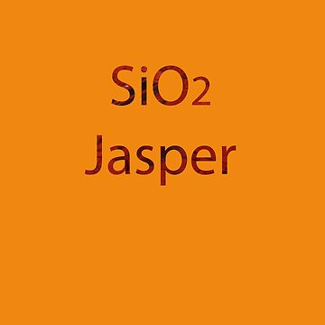SU: Jasper Chemical Formula by TheVioletWitch